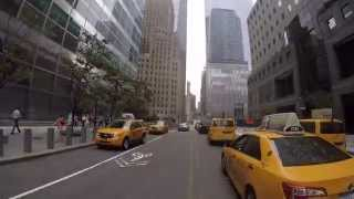 Manhattan, New York, NY. City tour-Part-2. WTC, Wall st. Fatih Aksoy