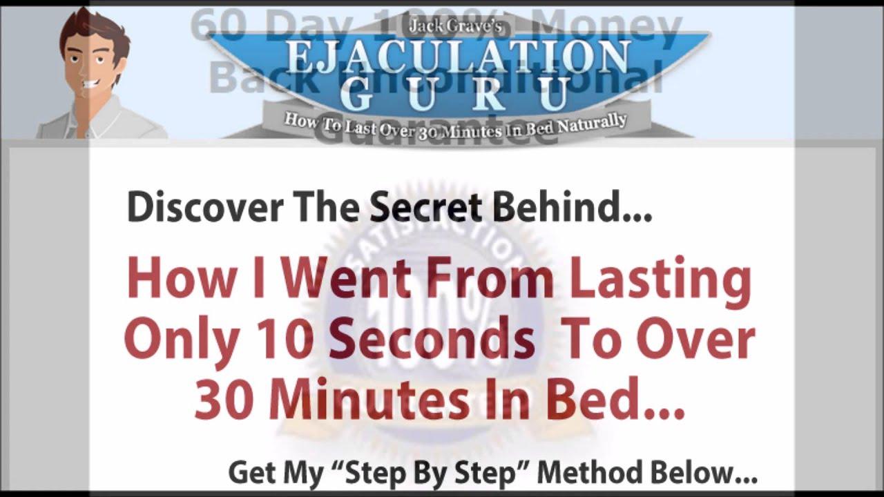 Download Ejaculation Guru - Natural Ways To Last Longer In Bed - Youtube-7454