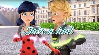 Take a Hint  // Клип Леди Баг и Кот Нуар