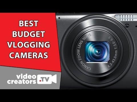 The Best Vlogging Video Cameras for Under $150