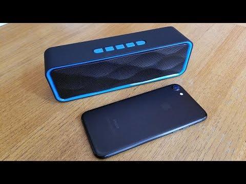 ZOEE S1 Bluetooth Speaker Review - Fliptroniks.com