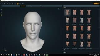 создание игры в unity 3D 5.5 //Создание Персонажа