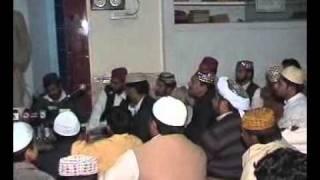 Hafiz Asad Shokat (Duniya main gdaa ho k bhee Sultan raha hu) live in a Mehfil