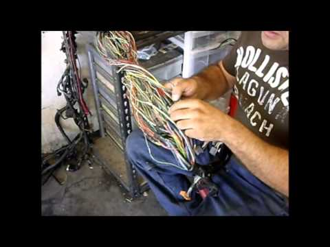 1992 lexus sc300 engine harness video youtube1992 lexus sc300 engine harness video