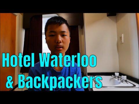Hotel Waterloo & Backpackers, Wellington City