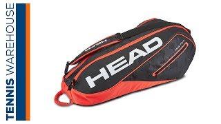 Head Tour Team 6 Pack Tennis Bag