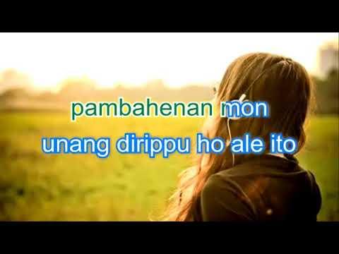 lagu batak terbaik Lupahon Ma Au Ito lirik