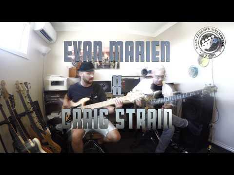 EVAN MARIEN X CRAIG STRAIN // BASS JAM
