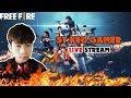 [Garena Free Fire] 🔴 Live Stream Tập Luyện Cho Giải Đấu Part 1