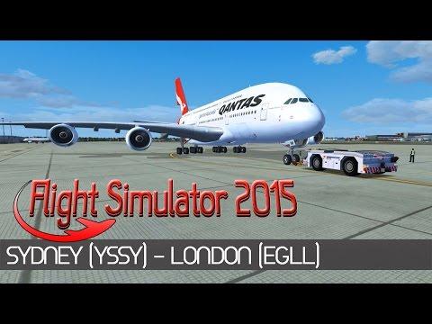 Flight Simulator 2015 [Fascinating Realism]