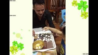 Minh Khang học làm bánh trôi với Sen Tú và cái kết