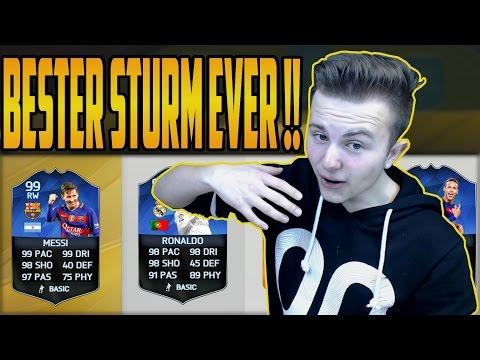 BESTER STURM EVER !!! | FIFA 16 TOTY MESSI/RONALDO + MOTM SUAREZ FUT DRAFT (Deutsch)