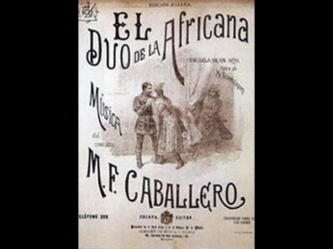 El Duo de la Africana (TRZ)