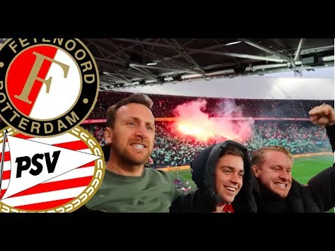 On The Road | Feyenoord vs PSV Eindhoven