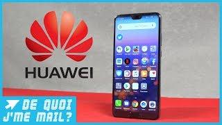 Huawei futur numéro 1 du smartphone dans le monde ?  (2/2)