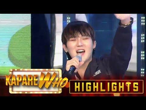Vice Ganda welcomes JinHo Bae back on It's Showtime | KapareWHO