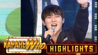 Vice Ganda welcomes JinHo Bae back on It's Showtime | KapareWHO thumbnail