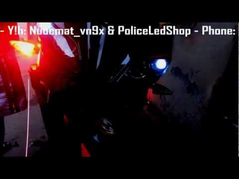 Phoenix R175: LED POLICE Style 2in1