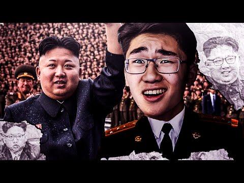 KIM JONG UN VERBIEDT SARCASME IN NOORD-KOREA...