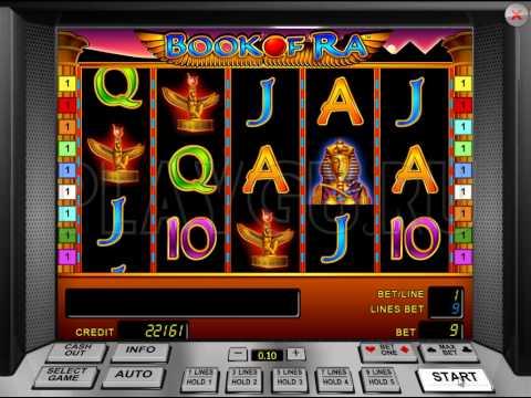 Стратегия беззатратной игры в Book of Ra на системе Champion Casino