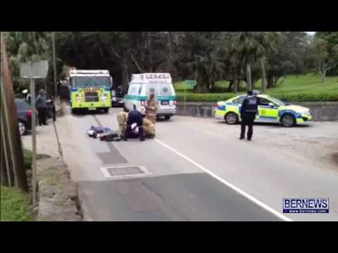 Man Injured In Bike Accident, Mar 13 2013