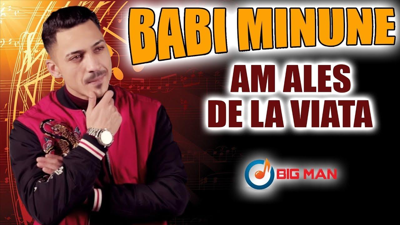 BABI MINUNE - Am Ales De La Viata (NEW HIT!! Oficial Audio 2020)