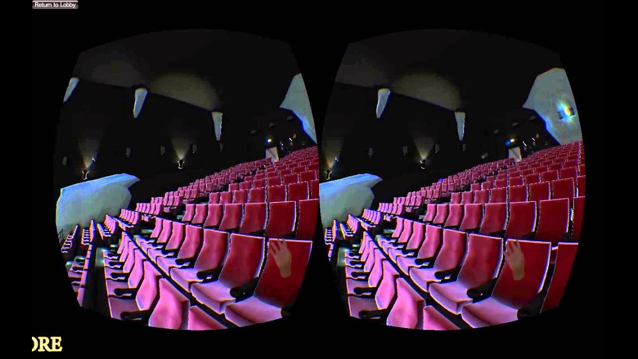 VirtuaView - Virtual Theatre, conferencing and educatio for Oculus ...