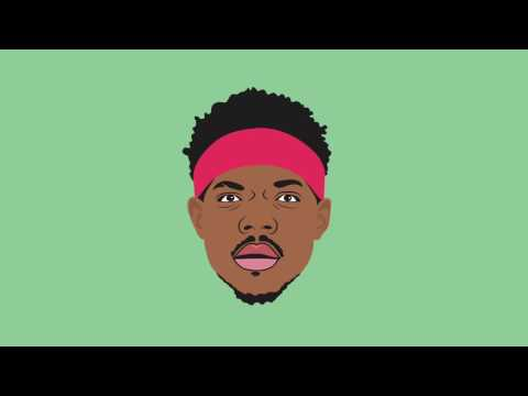 Illustrator Speed Art: Chance The Rapper