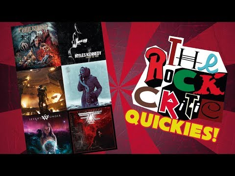 QUICKIES!: Coheed & Cambria, Myles Kennedy, Author & Punisher, and MORE (Patreon Catch-up)
