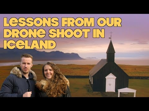 Drone Film Guide In Action || Tips & Tricks Applied In Iceland!