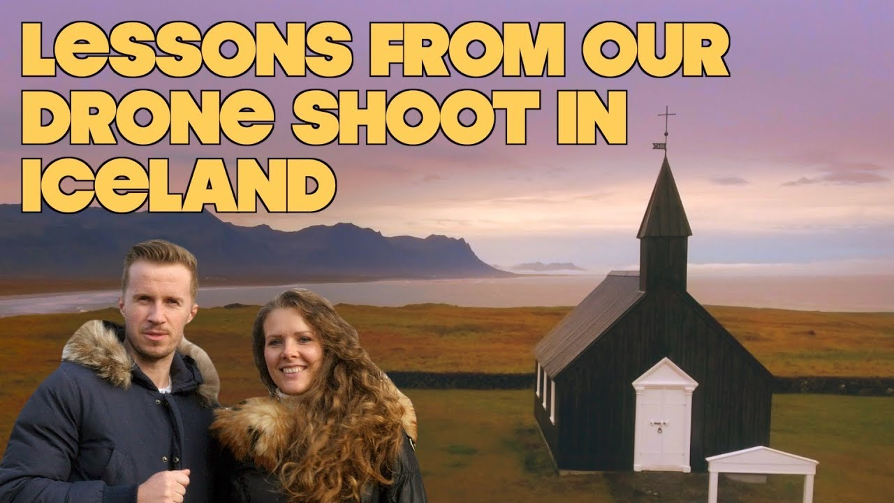 Flying Drones in Iceland | All You Need To Know | Guide to