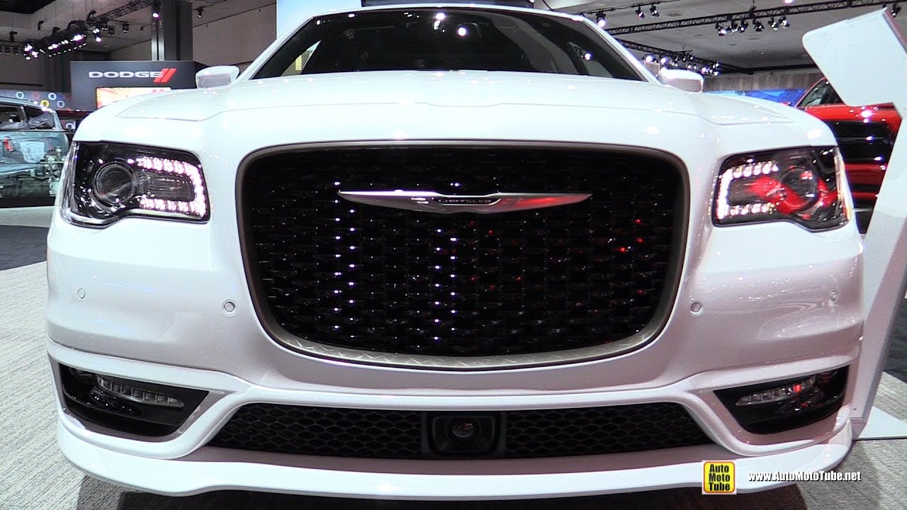 2017 chrysler 300 s sport exterior and interior walkaround 2016 la auto show youtube. Black Bedroom Furniture Sets. Home Design Ideas