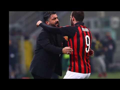Milan, Gattuso e la rinascita di Higuain- 'Ho fatto come Banfi con Aristoteles' Mp3