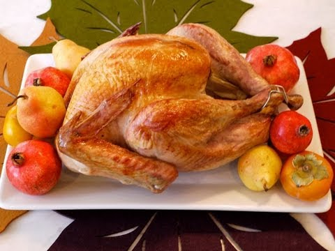 Thanksgiving Recipes: How To Cook A Turkey - Weelicious