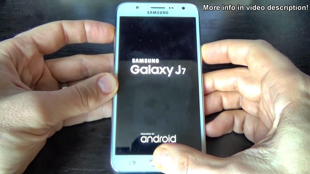 Cara Mengatasi Samsung Galaxy J5 Bootloop Youtube