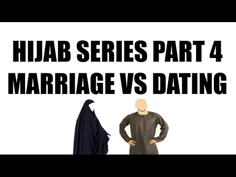 Pt4 Hijab Series:Relationships?Dating Vs Marriage?