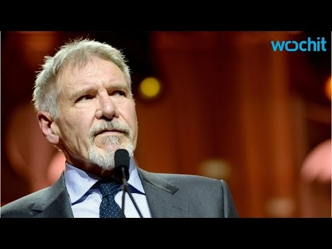 Harrison Ford Remembers His Princess Leia