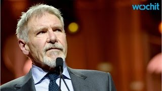 Harrison Ford Remembers His Princess Leia