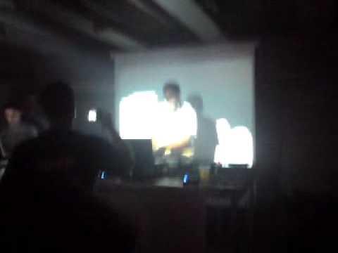 John Larner @ Fiasco 12.06.09 vid8
