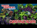 TRANSFORMERS: THE BASICS on the CONSTRUCTICONS
