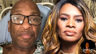 "Donnie McClurkin Left ""MANGLED"" After Crash! And An Update On Him & Nicole Mullen"