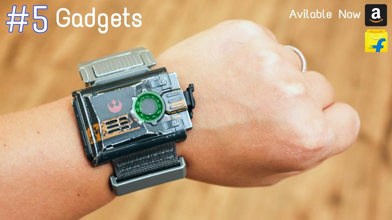 5 New Technology Gadgets In Real You Can On Rs 220 Futuristic Cool