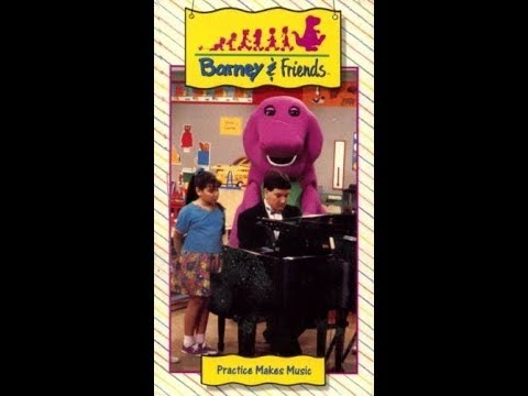 Barney Friends Practice Makes Music Youtube
