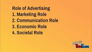 Advertising definition