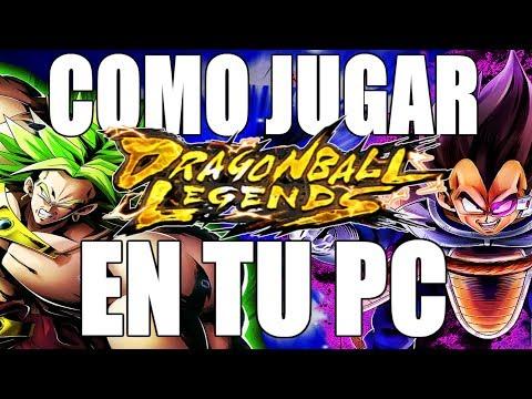 COMO JUGAR A DRAGON BALL LEGENDS DESDE TU PC!