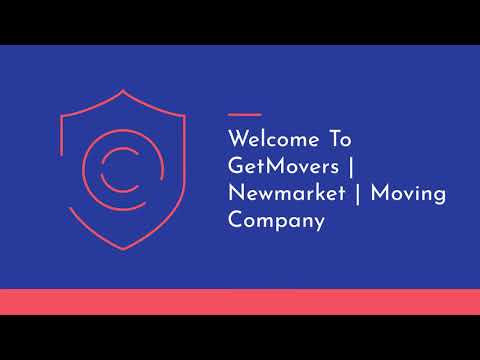 GetMovers Moving Company in Newmarket, ON