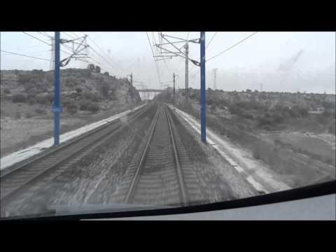 En Cabina: De Atocha A Zaragoza A Alta Velocidad