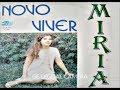 CD COMPLETO  NOVO VIVER  canta  MIRIÃ  a irmã da cantora esterzinha