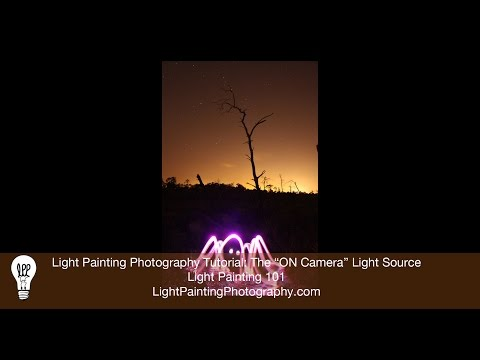 Light Painting Photography Tutorial: Light Painting Photography 101, The