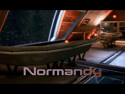 Mass Effect 3 - Normandy: Starboard Observation Deck (1 Hour of Ambience)